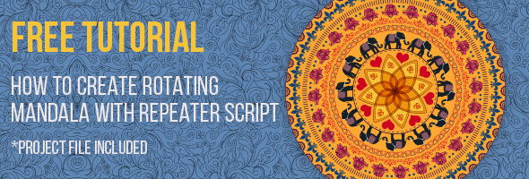 Repeater | After Effects Script by miph | VideoHive