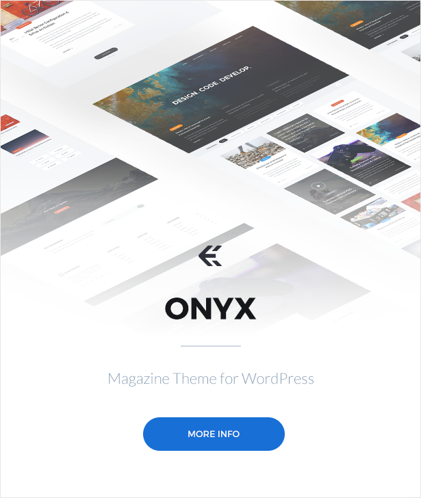 Onyx for WordPress