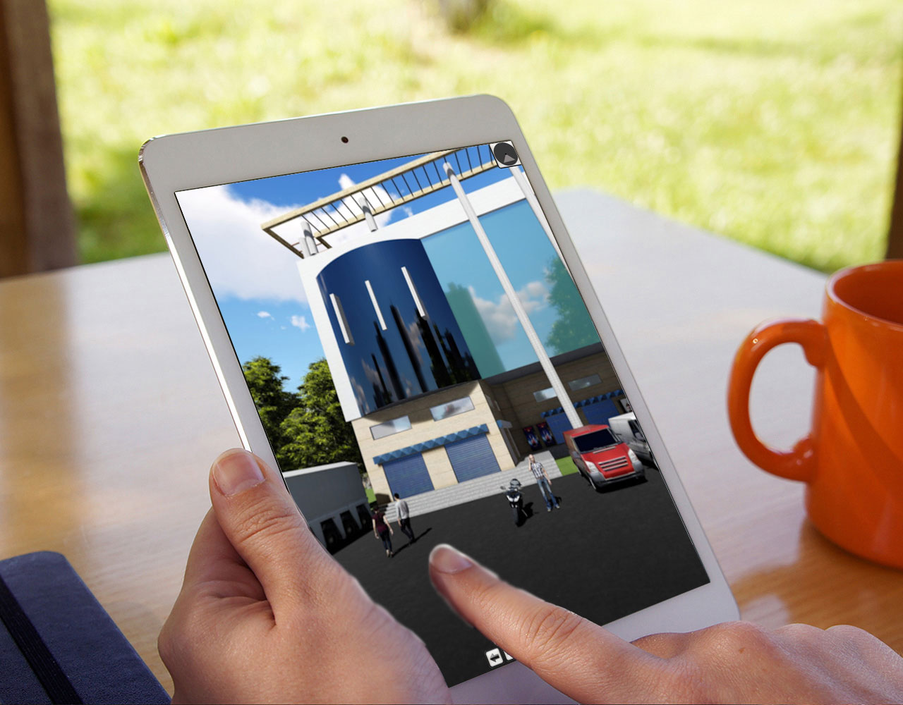 360 Degree Viewer Business Catalogue Mobile App  - 4