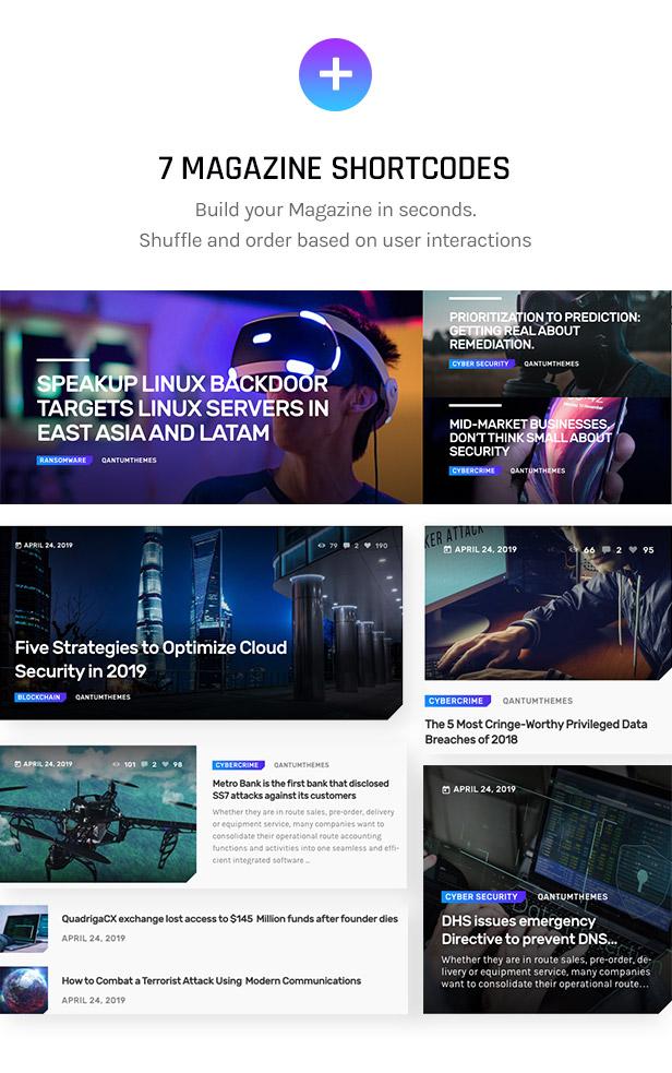 Firwl - Cyber Security WordPress Theme - 7
