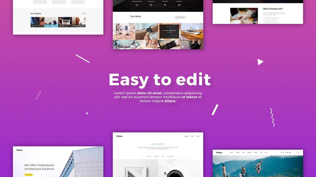 Creative Agency // Website Presentation - 14