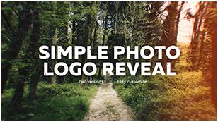 Simple-Photo-Logo-Reveal