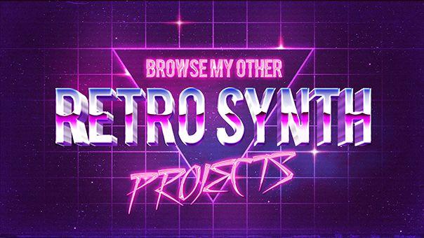 80s Dark Synthwave by PengusStudio | AudioJungle