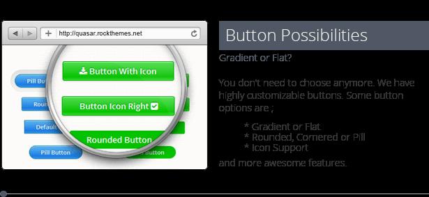Quasar - WordPress Theme with Animation Builder - 32