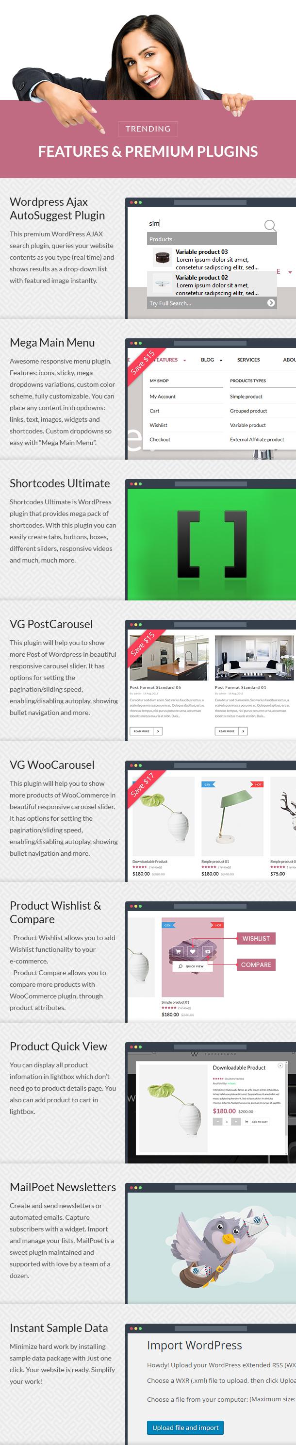 VG Vonia - Minimalist, Clean WooCommerce Theme - 25