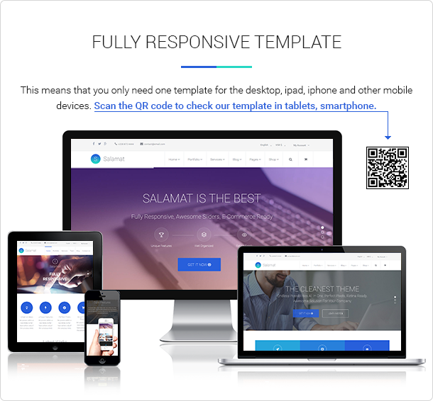 Salamat - Multipurpose Business Joomla Template - 8