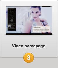 Video hamepage