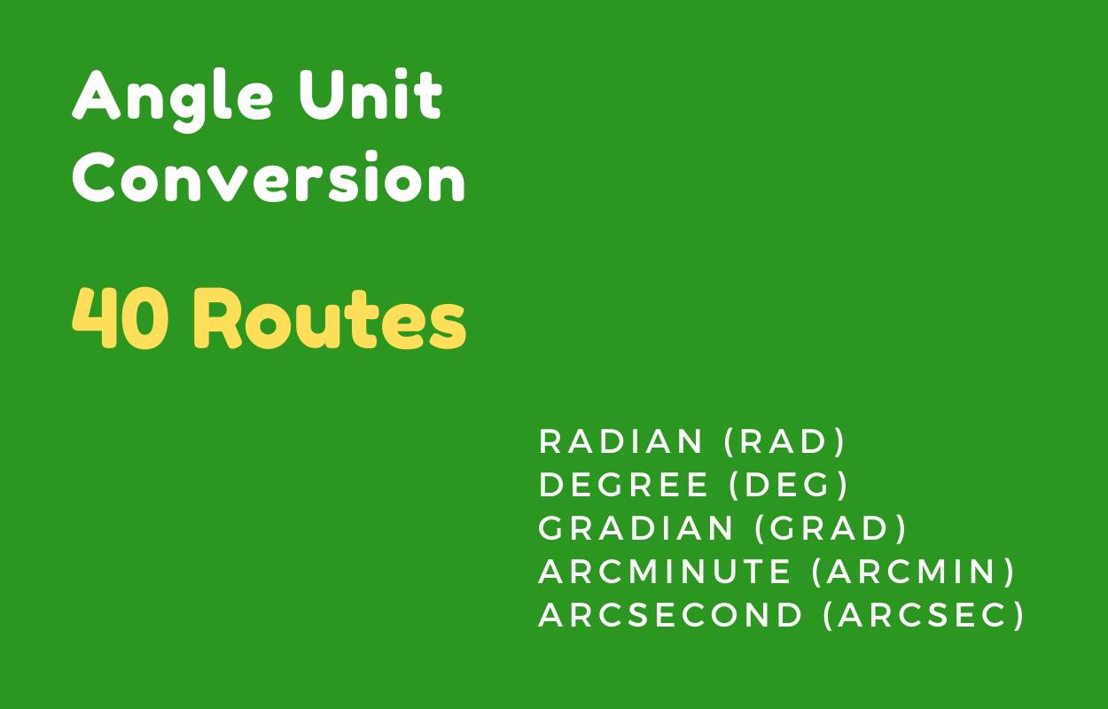 Online Unit Converter PRO Tools Full Production Ready Application (Angular 11) - 25