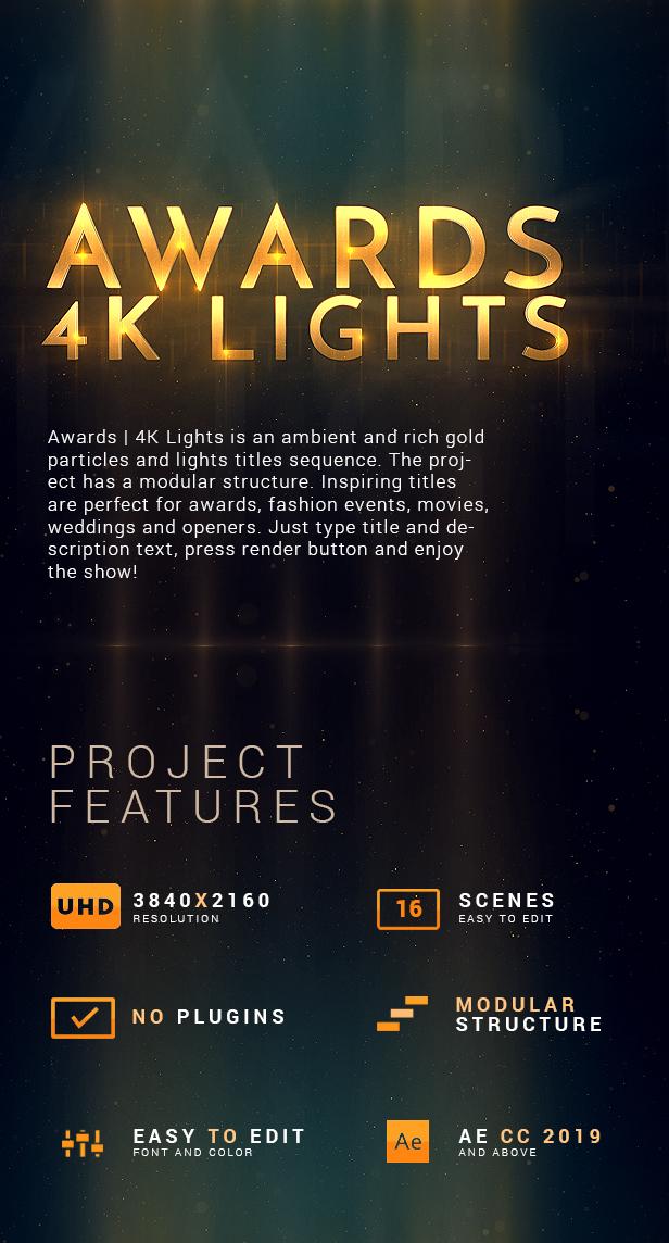 Awards | 4K Lights - 2