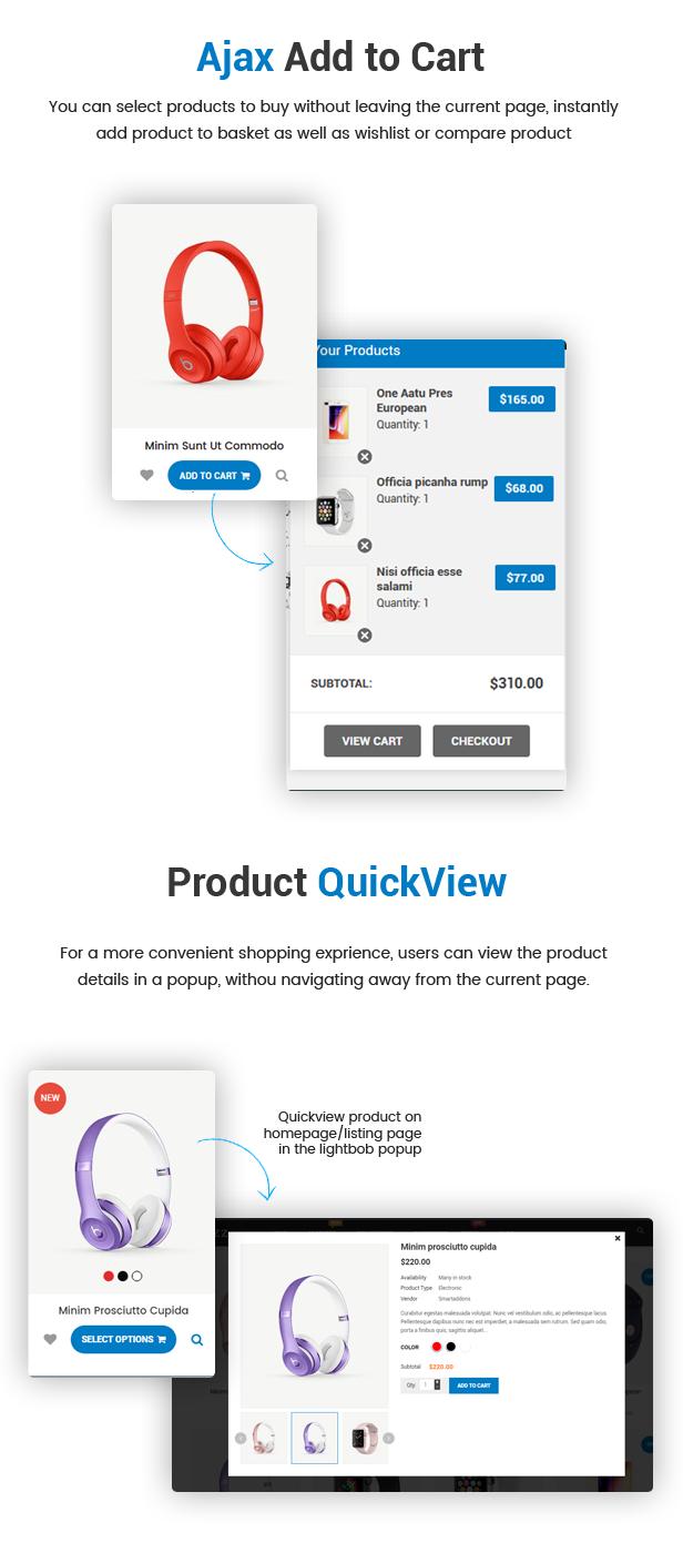 Siezz - Advanced Drag & Drop Responsive Shopify Theme