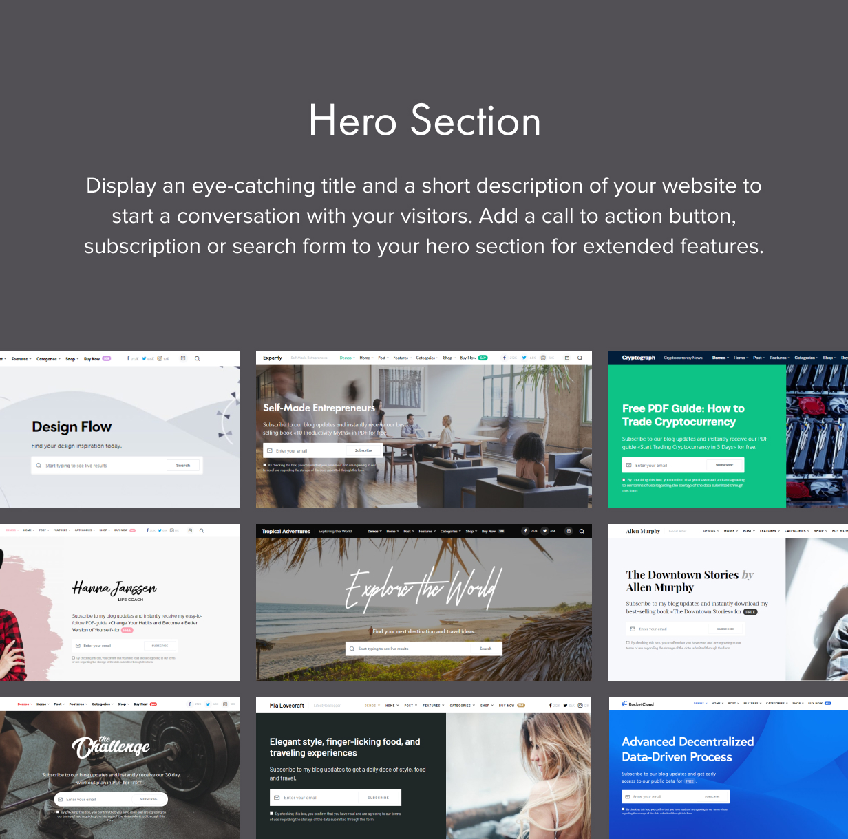 Expertly - WordPress Blog & Magazine Theme for Professionals - 4