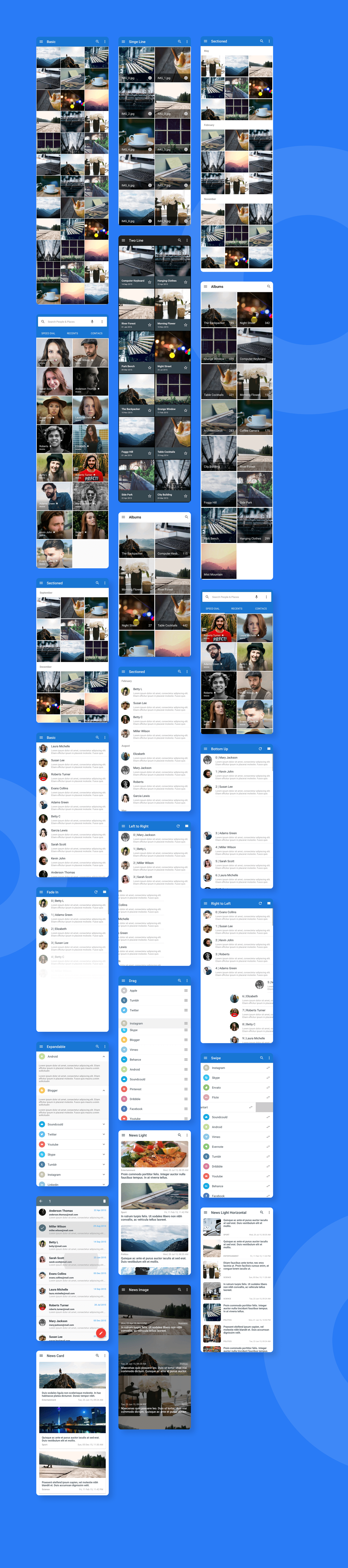 MaterialX - Android Material Design UI Components 2.7 - 16