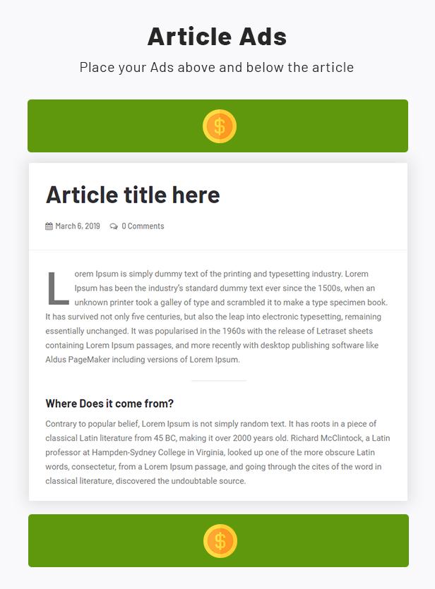 Brakt - Personal WordPress Theme - 3