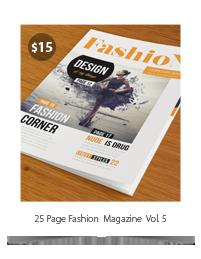 Fashion Magazine #5 - 14