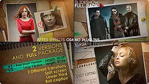 Slideshow Full Pack