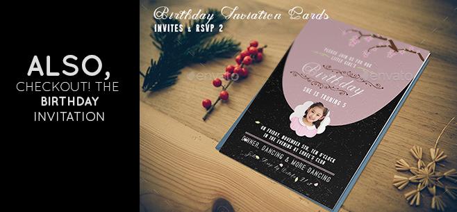 Nautical Birthday Invitation & Postcard - 1