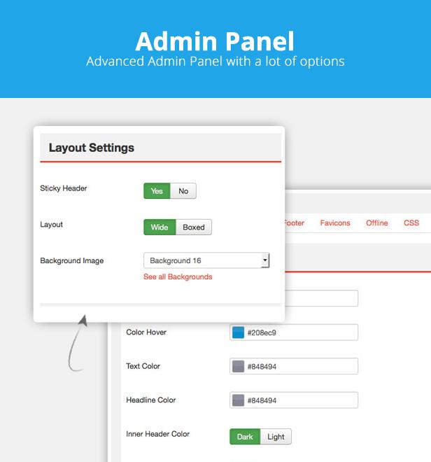 SmartOn - Multi-Purpose Ultimate Joomla Theme - 4