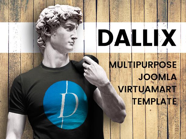 Vina Dallix - Multipurpose Joomla & VirtueMart Template - 14