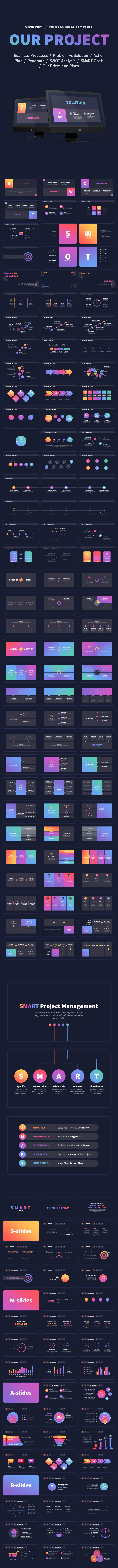 VIVID 2021 - Professional PowerPoint Presentation Template - 16