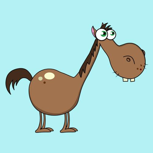 Cartoon Horse Animation By Kalheesi  Videohive-4777