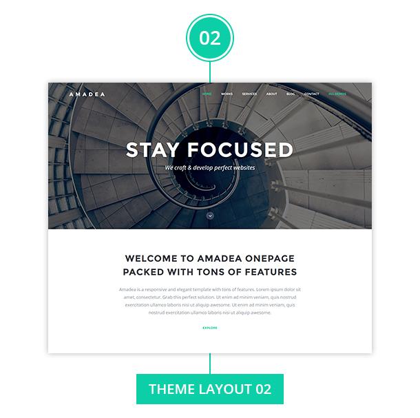 VG Amadea - Multipurpose WordPress Theme - 7