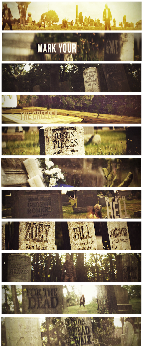 GRAVE ENCOUNTERS: The Living Dead Bundle - 4