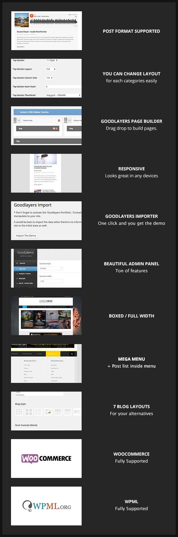 Urban Mag - News & Magazine WordPress Theme - 1
