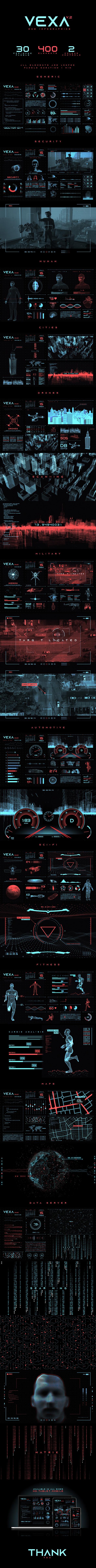Vexa HUD Infographics - 7