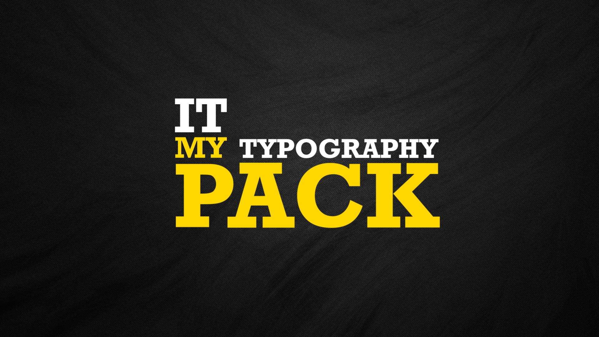 Dynamic Typography Pack - 16