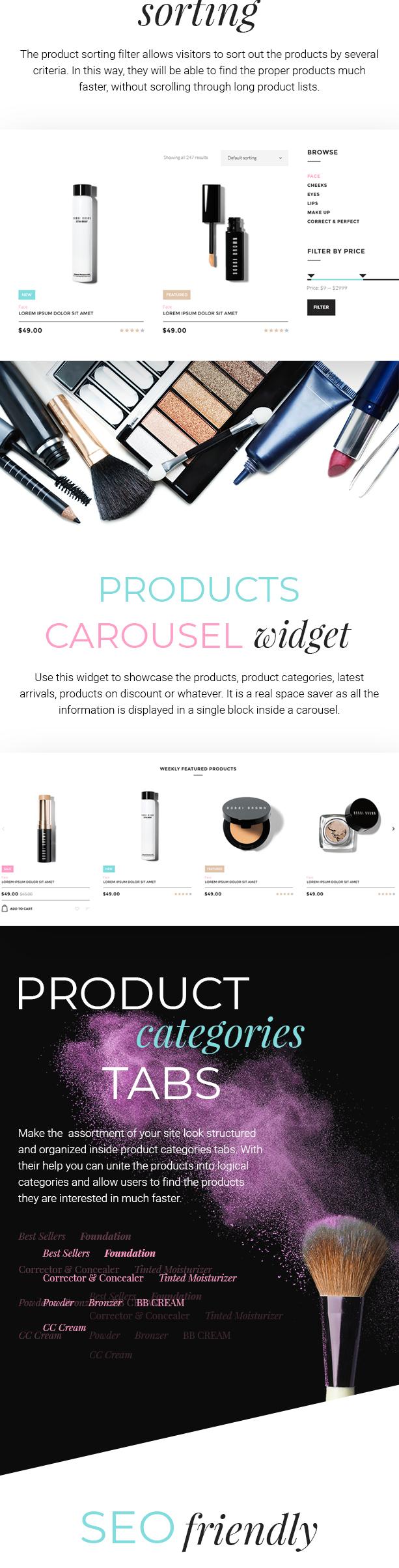 Cosmetro - Cosmetics Store Elementor WooCommerce Theme - 8