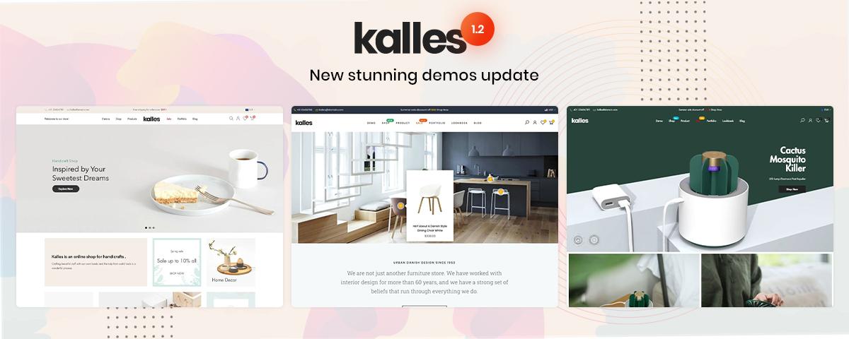 Kalles - Clean, Versatile, Responsive Shopify Theme - RTL support - 7