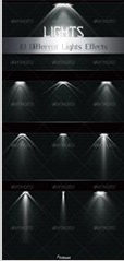 Light Effects Bundle - 6