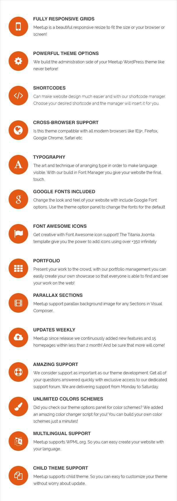 Meetup - Conference Event WordPress Theme - 12