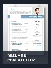 Resume & Cover Letter - 47