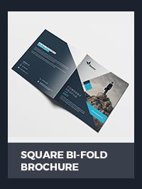 Square Brochure - 3