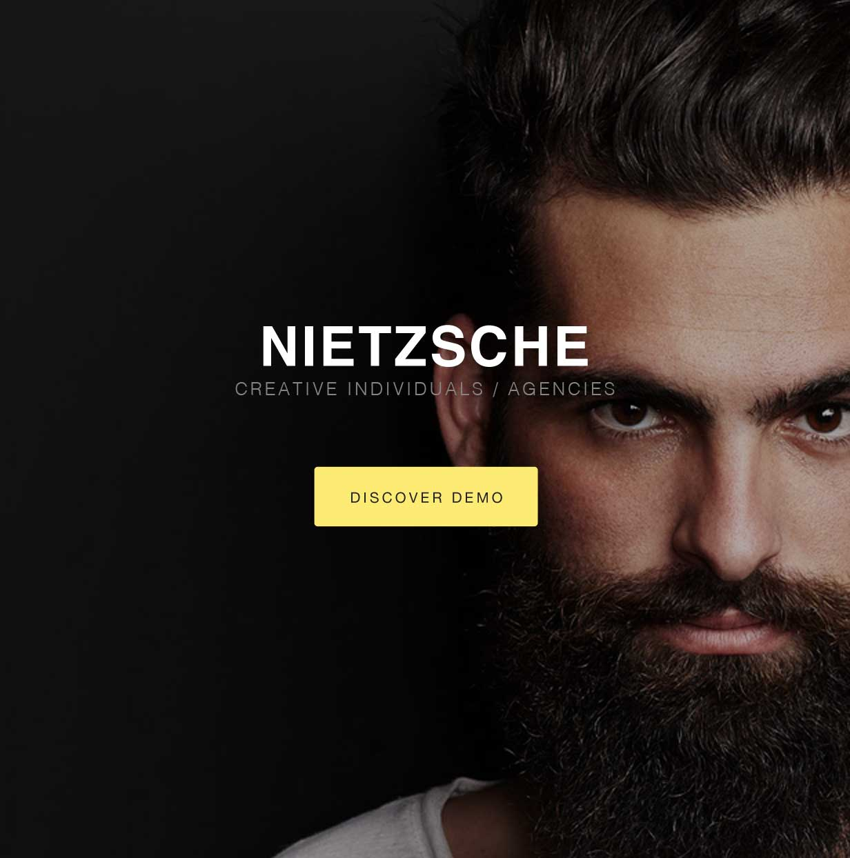Nietzsche - Creative Multi-Purpose HTML Template - 1