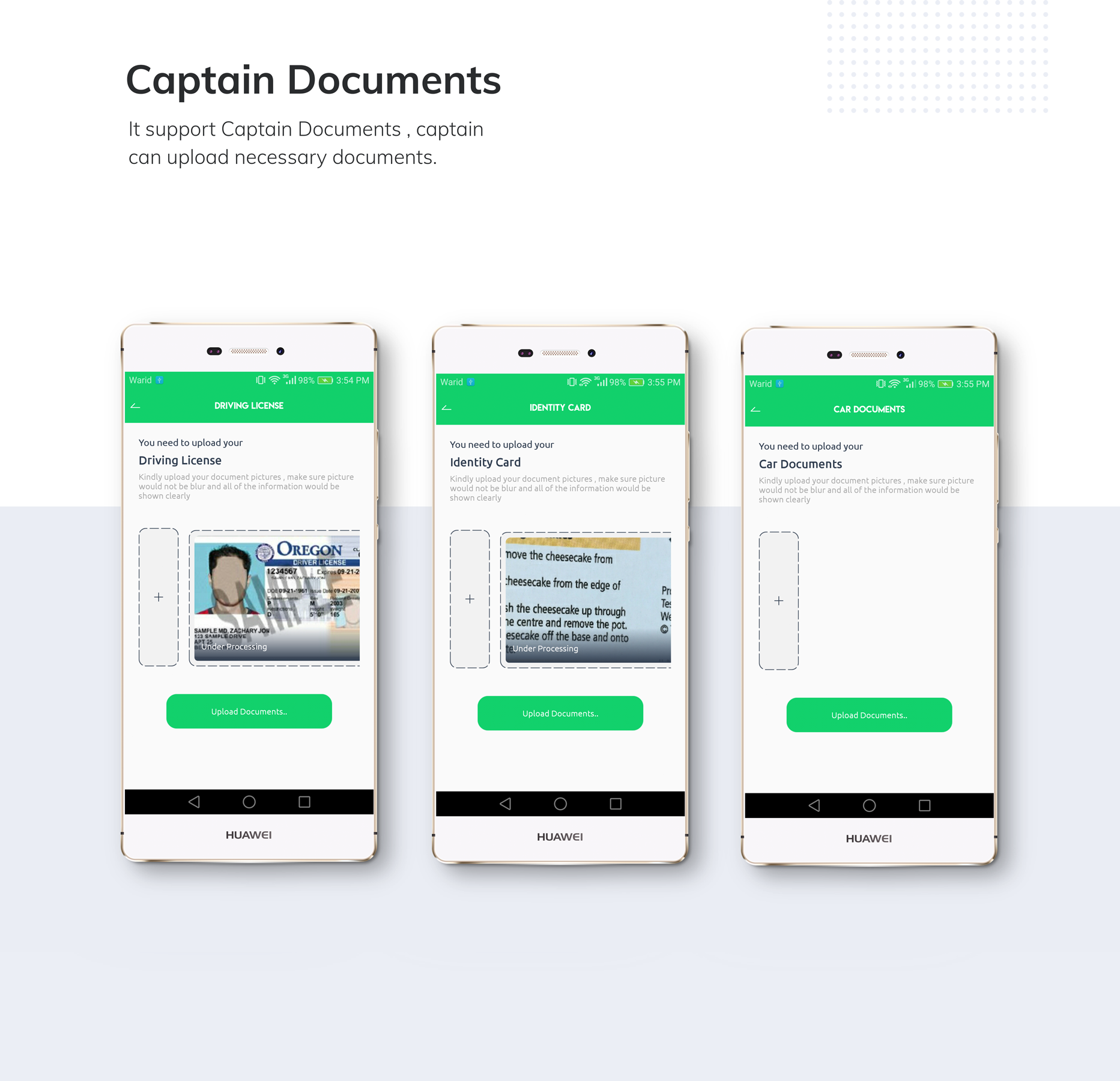 Kareem Taxi App - Cab Booking Solution + admin panel - 17