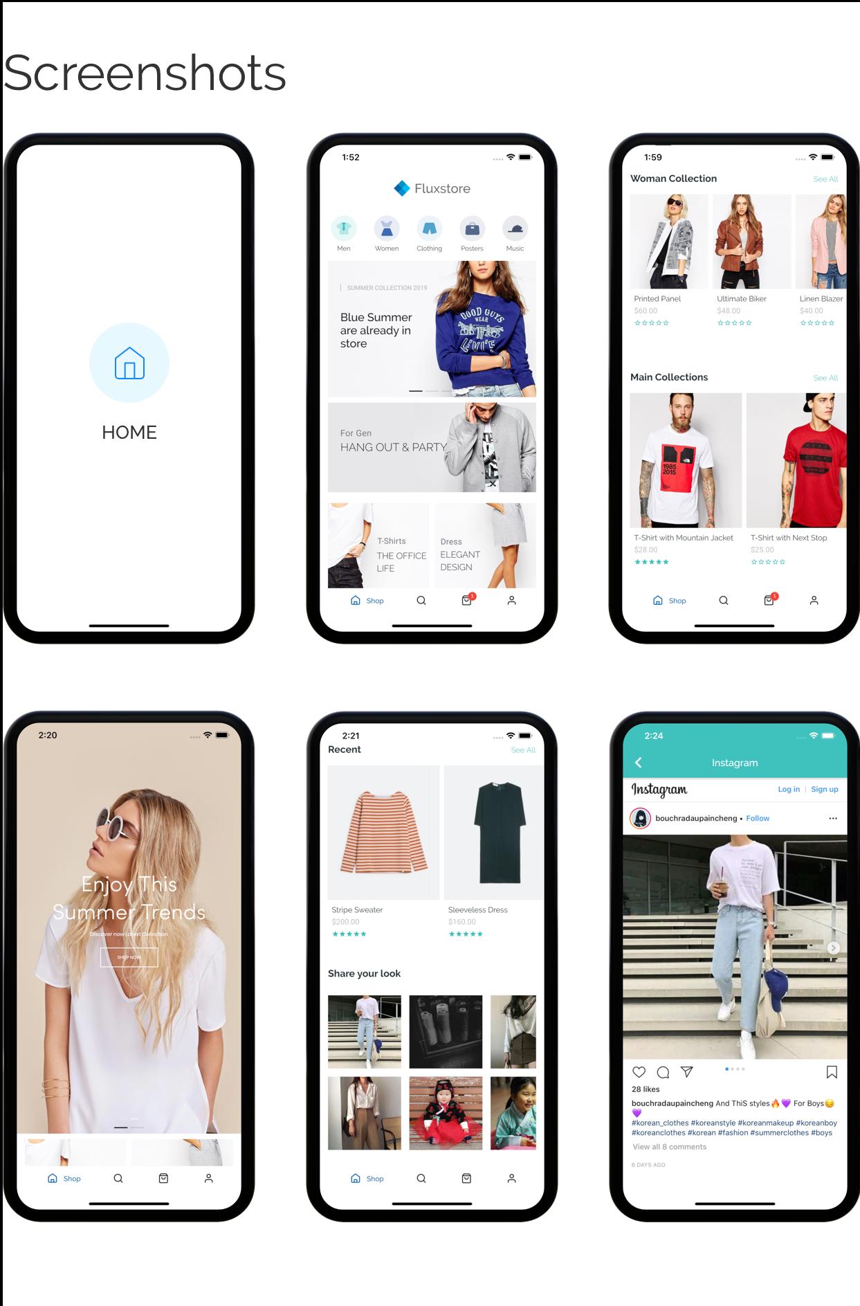 Fluxstore WooCommerce - Flutter E-commerce Full App - 23