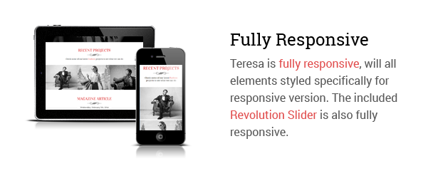 Teresa - A One And Multi Page Fashion Theme - 7