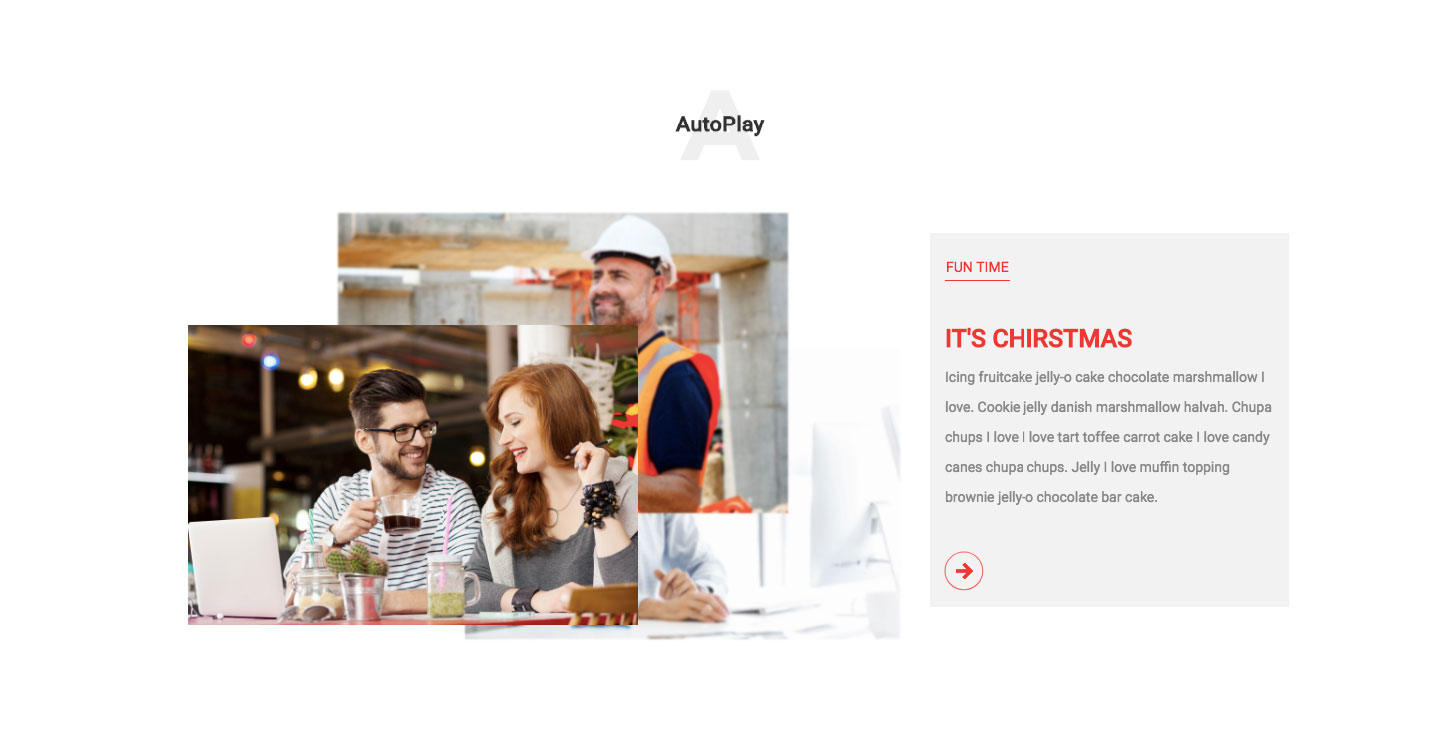 Cascading Images/Slider Addon for WPBakery Page Builder (formerly Visual Composer) - 4