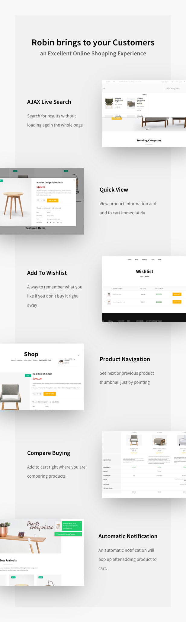Furniture Shop WooCommerce WordPress Theme - Theme Function