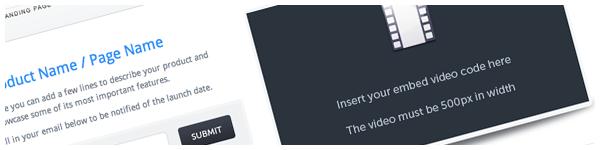 Conversion - Premium Landing Page