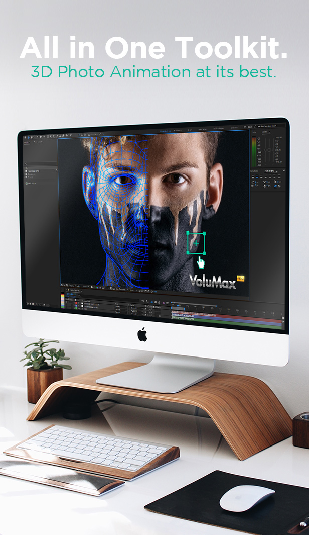 VoluMax - 3D Photo Animator - 3