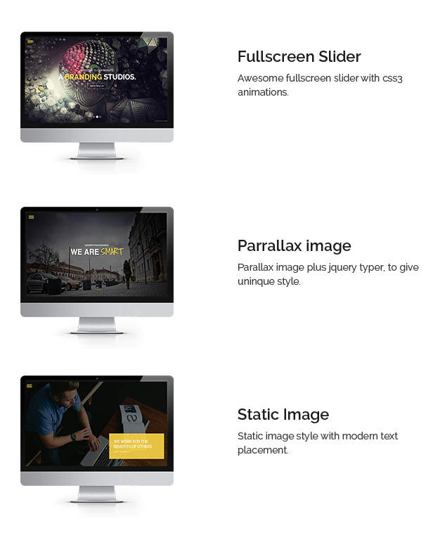 responsive stylesheet template - boon responsive one page portfolio template by asimag