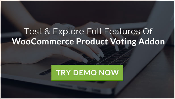 WooCommerce Product Voting Addon - 5