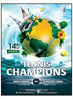 Football Championship Poster/Flyer - 3