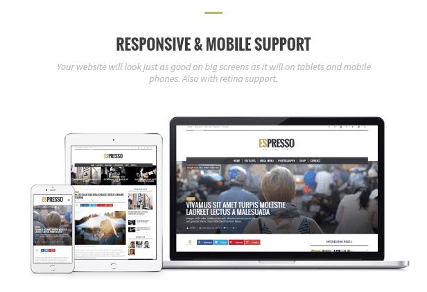 ESPRESSO - Magazine / Newspaper WordPress Theme by envirra   ThemeForest