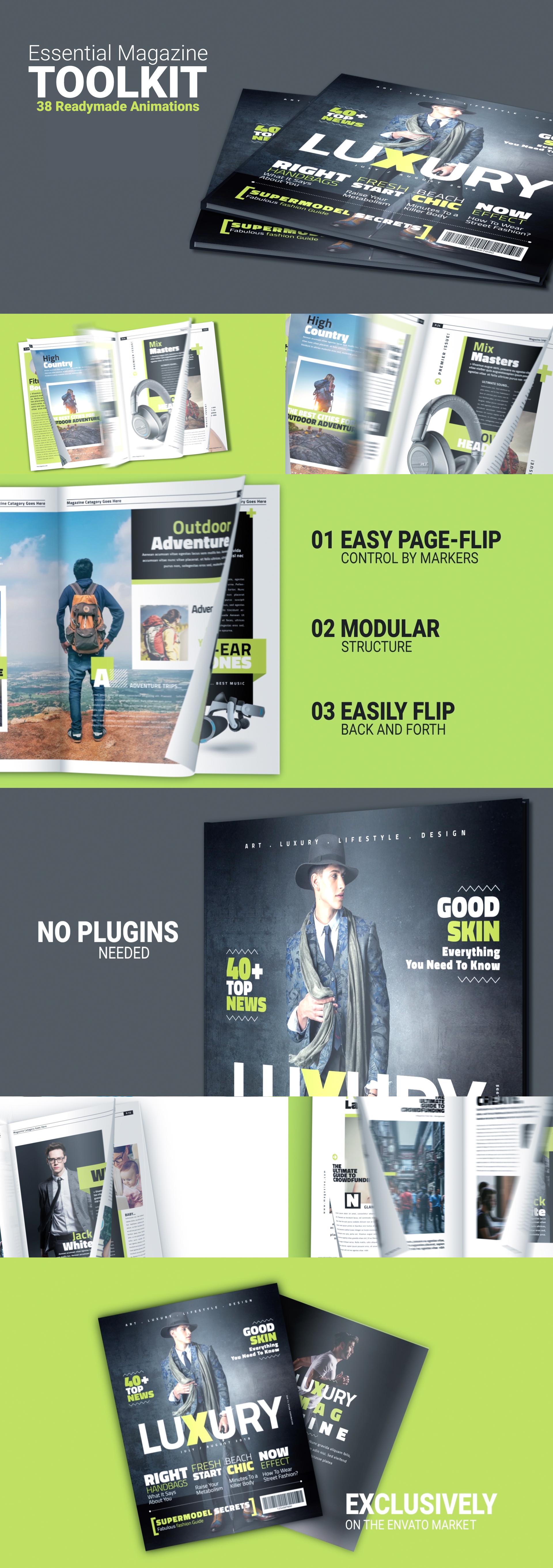 Essential Magazine Toolkit - 2