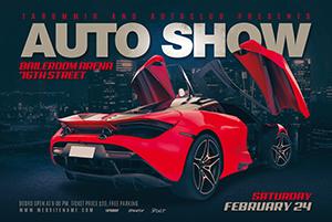 89-Auto-show-flyer