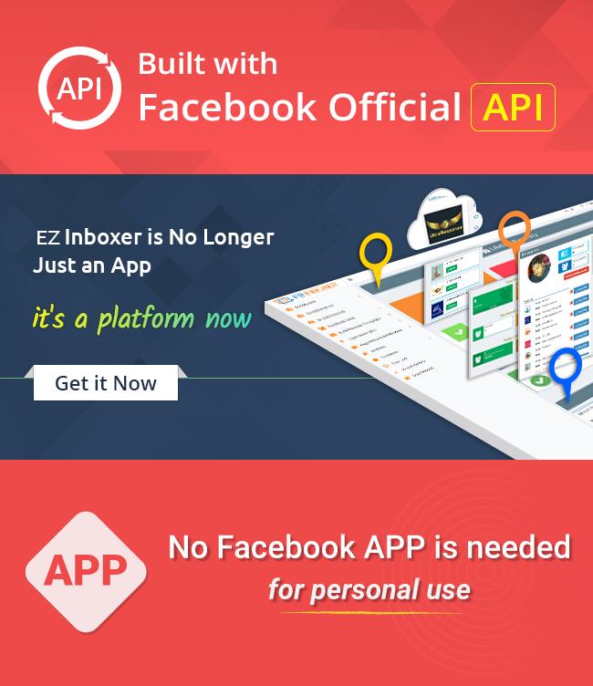 EZ Inboxer - Master Messenger Marketing Software For Facebook - 6